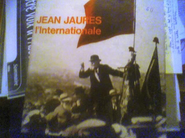 AFFICHE Jean Jaurès