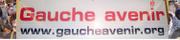 Site du club Gauche Avenir