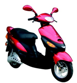 Scooter_rouge